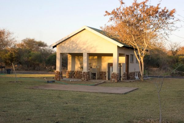 Thabaledi Game Lodge Camp Site Ablusion